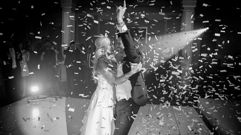 DJ dobrym pomysłem na zabawę weselną