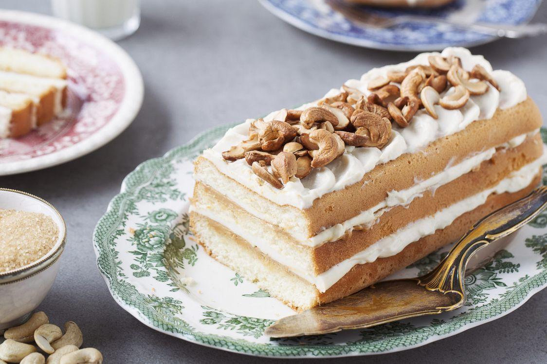 Pyszne ciasta z kremem
