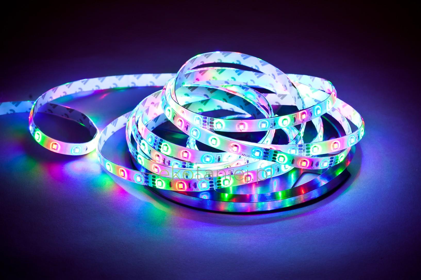 Lampy LED w nowoczesnym wnętrzu