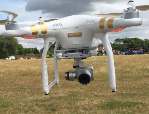 filmowanie dronem zapewnia wyjatkowe ujecia