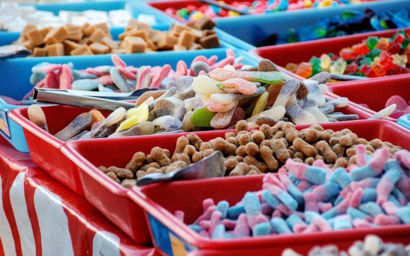 Cukierki na komunie
