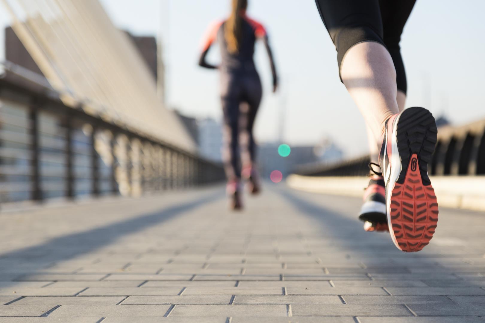 Bieganie dla zdrowia i kondycji