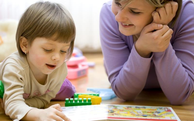 angielski dla najmlodszych dzieci - efektywna nauka z zabawa