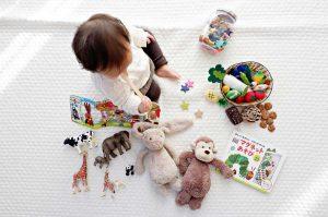 mata podłogowa dla dzieci